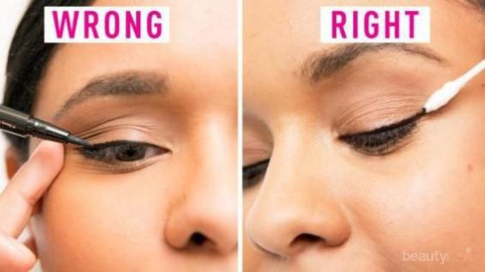 [FORUM] Buat kamu, susahan mengaplikasikan eyeliner atau pensil alis?