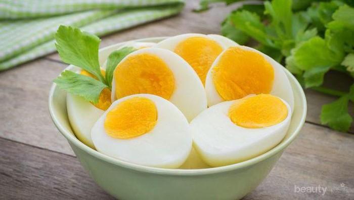 [FORUM] Mitos atau fakta, makan telur terus bikin jerawatan?