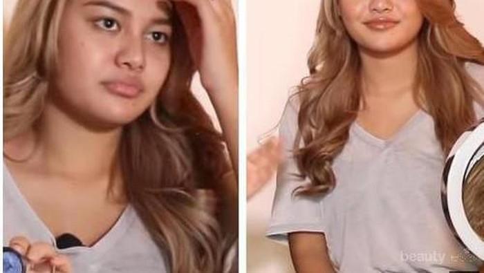 [FORUM] Jadi perdebatan wajah sebelum & sesudah makeup Aurel Hermansyah, Emang Salah?