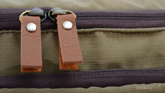 [FORUM] Gimana cara mengatasi resleting tas yang macet? Minta sarannya ya