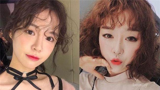 Seperti Wanita Korea Ini 5 Rekomendasi Gaya Rambut Pendek Keriting Yang Sedang Hits