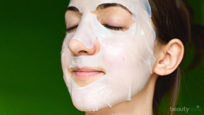 [FORUM] Terlalu Lama Pakai Sheet Mask Emang Bikin Kulit Keriput?