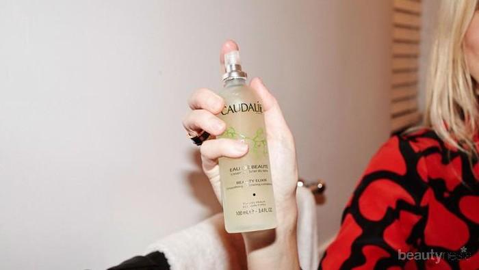 Product News! Rahasia Kecantikan Alami Wanita Perancis dengan Caudalie Beauty Elixir