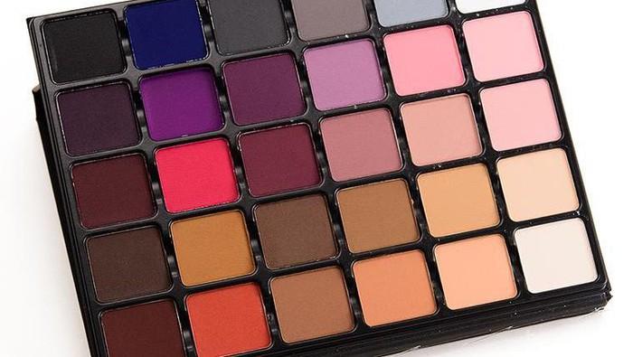 Palette Eyeshadow dengan Pilihan Warna yang Variatif: Viseart Grande Pro Volume 1