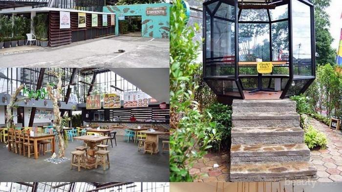 [FORUM] Kalau ke Bogor, paling suka ke tempat makan lucu mana?