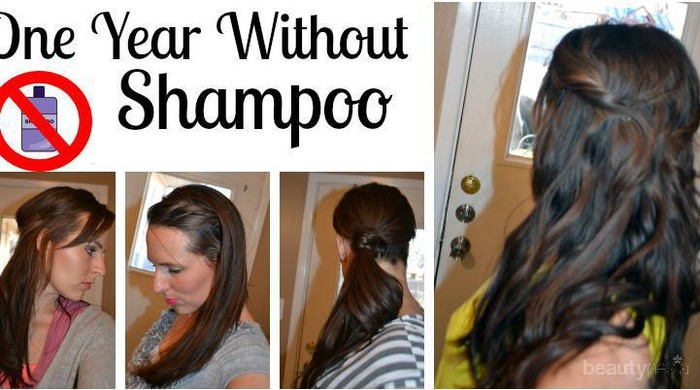 #FORUM Enggak keramas seminggu, Rambut malah jadi semakin sehat?
