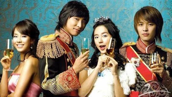 Pilih Princess Hours Korea atau Princess Hours Thailand?