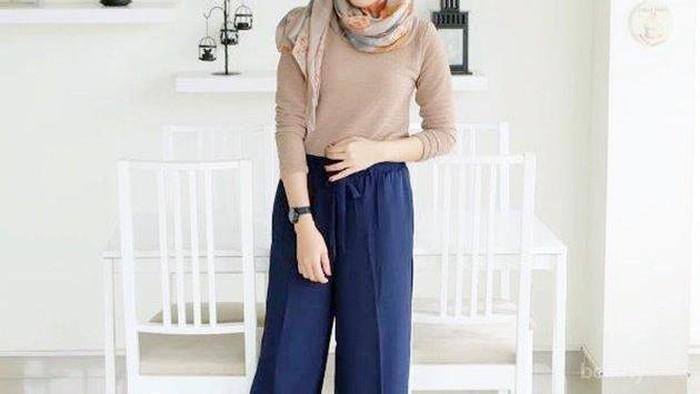 [FORUM] Celana Kulot Cocok Dipakai Wanita Gendut Gak Ya?