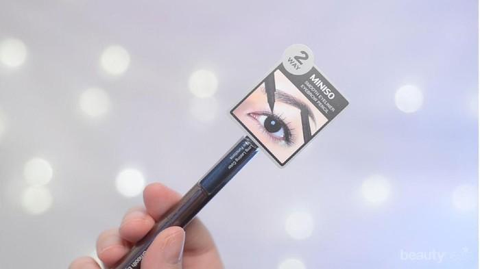 Intip Review Eyeliner MINISO yang Akan Bikin Kamu Ingin Segera Memilikinya