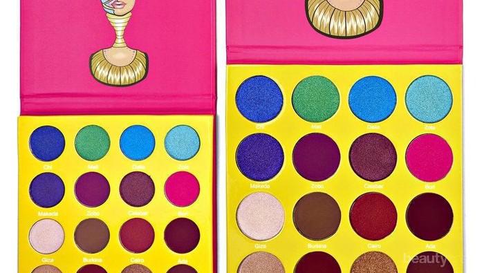 Jadi Rebutan Semua Orang, Eyeshadow Palette Warna-warni Ini Bikin Tampilan Makin Fresh!