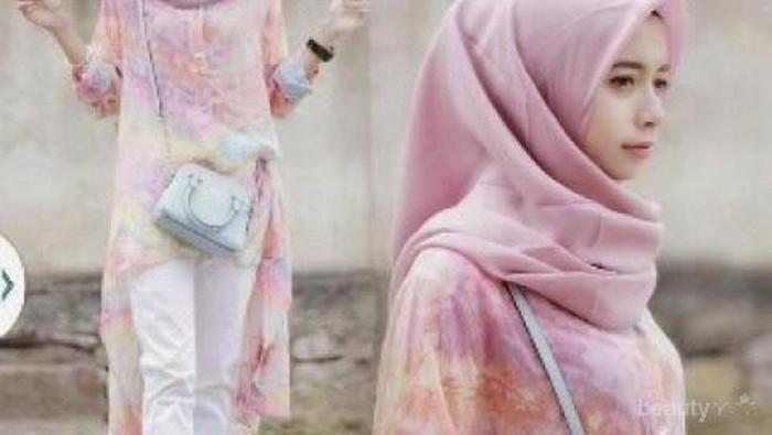 [FORUM] Hijabers, tunik bisa dikombinasikan sama bawahan apa aja yaw?