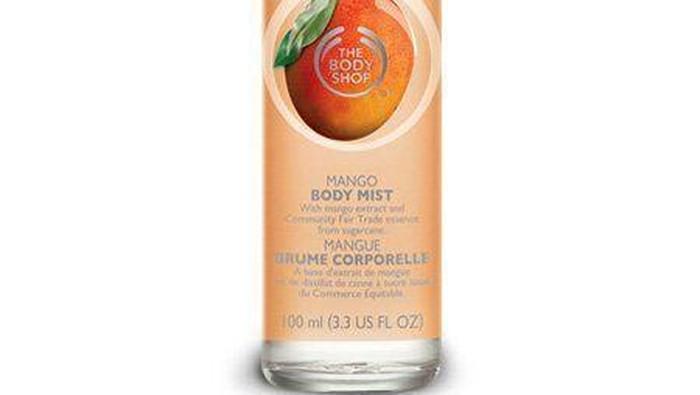 Ternyata Ini Lho 6 Parfum dari The Body Shop yang Paling Favorit!