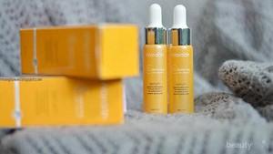 Dapatkan Kulit Wajah Cerah dan Glowing dengan Wardah C Defense with Vitamin C Serum