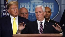 Trump-Pence Bertemu Perdana usai Kerusuhan di Capitol Hill