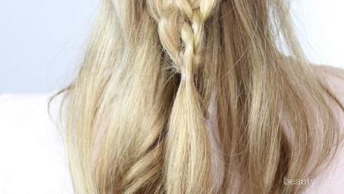 [FORUM] Mengepang Rambut, Bikin Rambut Tipis Jadi Terlihat Tebal, Beneran?