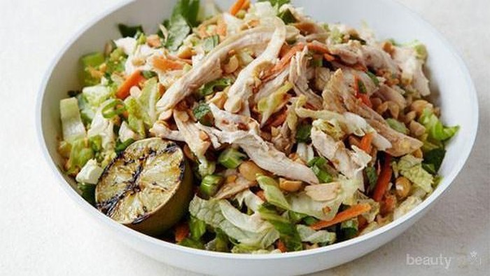 Diet Sehat dengan Chicken Salad yang Lezat Buatan Sendiri, Ini Resep Praktisnya!