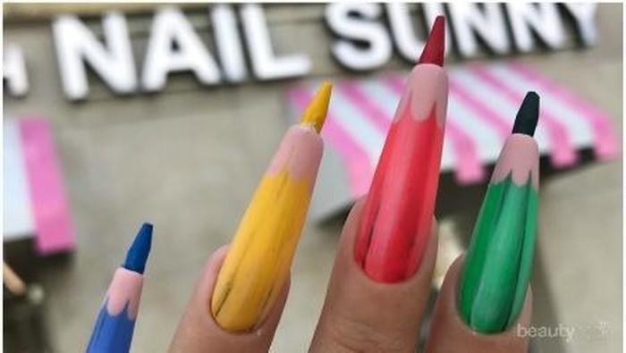 [FORUM] Viral! Pencil Coloured Nail Art, Yay or Nay?