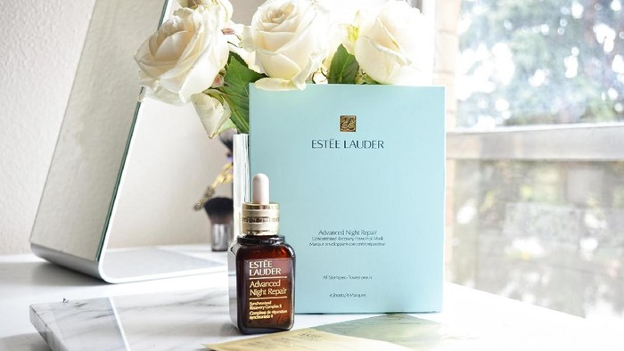 Review Estee Lauder Advanced Night Repair Synchronized Recovery Complex II, Serum untuk Mencegah Penuaan Dini!