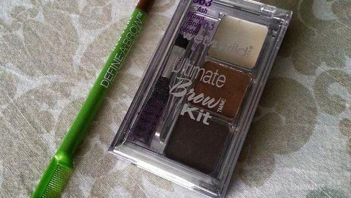 Yuk Dapatkan Alis yang Natural dengan Wet n Wild Ultimate Brow Kit!