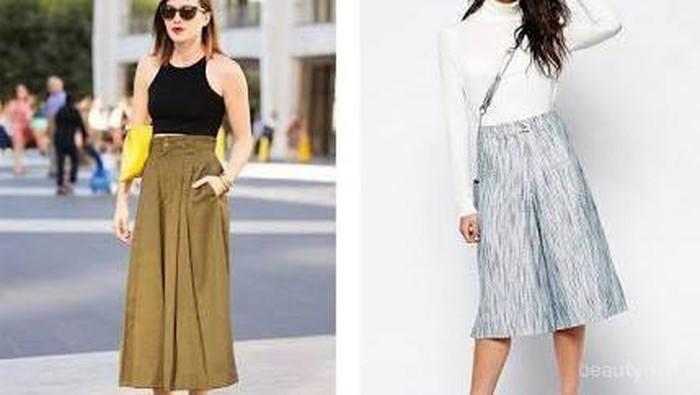 [FORUM] Lebih suka mana, rok atau kulot?
