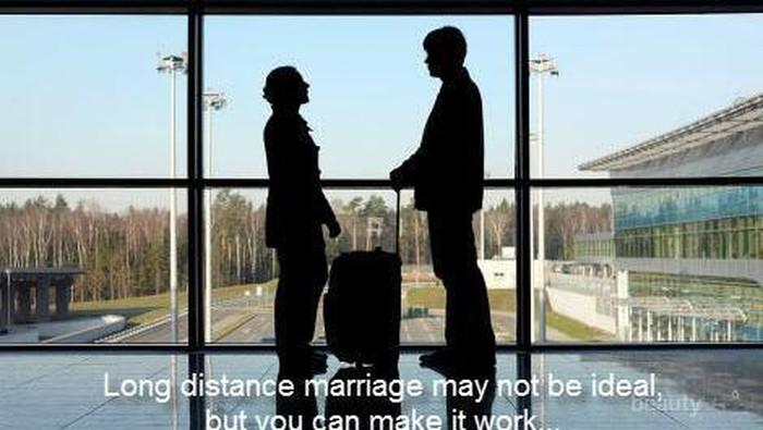 #FORUM Perasaan campur aduk menghadapi LDR saat pernikahan!