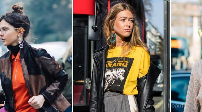 5 Statement Earring yang Bikin Tampilan Kamu Makin Hits Bak Fashion Blogger!