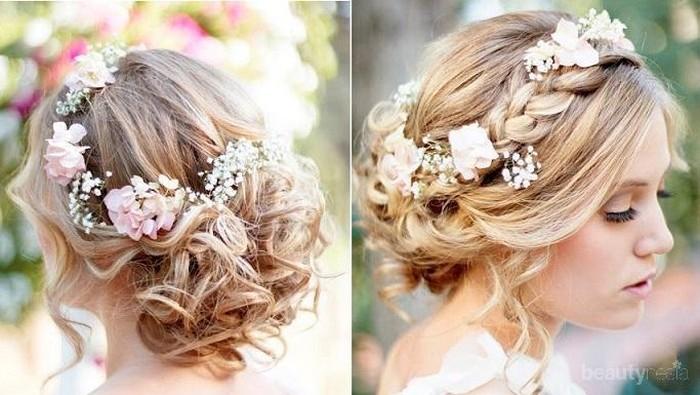 Ladies Ini 7 Inspirasi Hairdo Bridesmaid Yang Membuatmu Tampil Bersinar