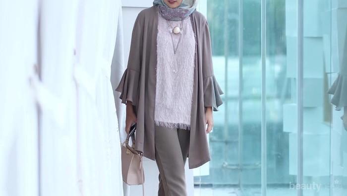 Mau Tahu Model Atasan yang Cocok Dipadukan dengan Outer Panjang Hijab? Cek di Sini!