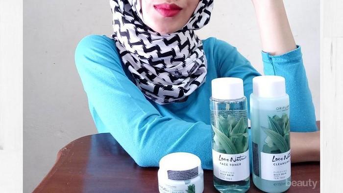 Cara membersihkan wajah yang benar untuk kulit sensitif (jerawatan)