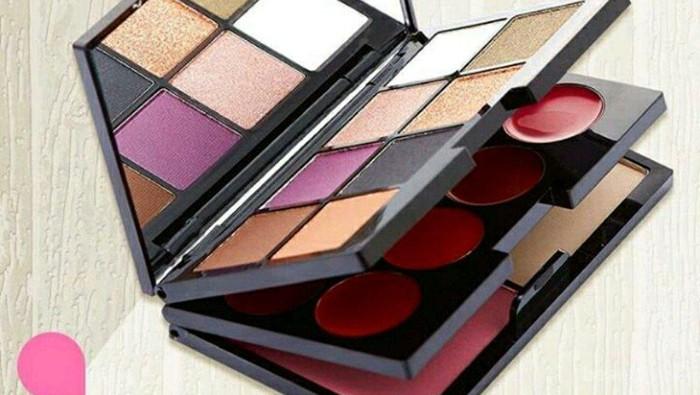 Cantik Maksimal dengan Brunbrun Ultimate Beauty Makeup Palette