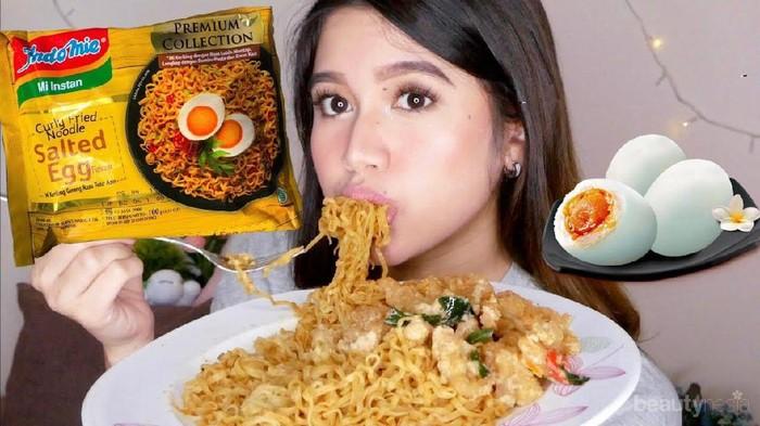[FORUM] Baru! Indomie Goreng Salted Egg buat Pecinta Telur Asin!
