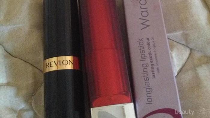 #FORUM Lipstick Revlon,Maybelline,Wardah bagus yang mana?