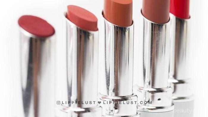 Intense Matte Lipstick VS Long Lasting Lipstick Wardah, Mana Lebih Oke?