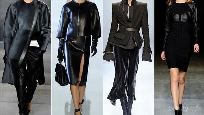 [FORUM] Ribet gak ya pakai gaya fashion bahan leather?