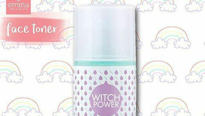 [FORUM] Review Emina Witch Power Face Toner