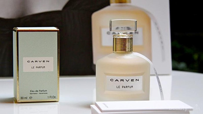 Parfum Carven Le Collection Cocok Banget Buat Kamu yang Beraktivitas Padat