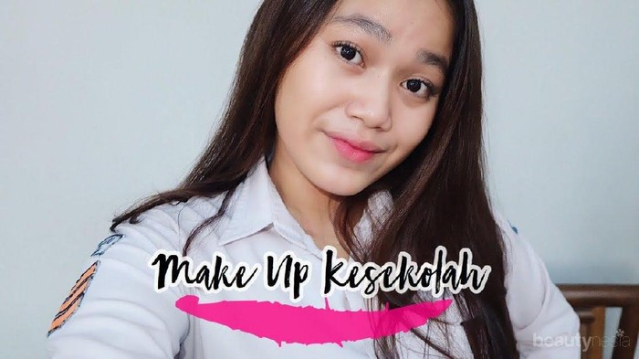 [FORUM] Waktu sekolah, kalian pakai sedikit makeup juga engga sih?