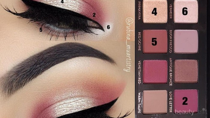 #FORUM Tips penggunaan eyeshadow untuk pemula