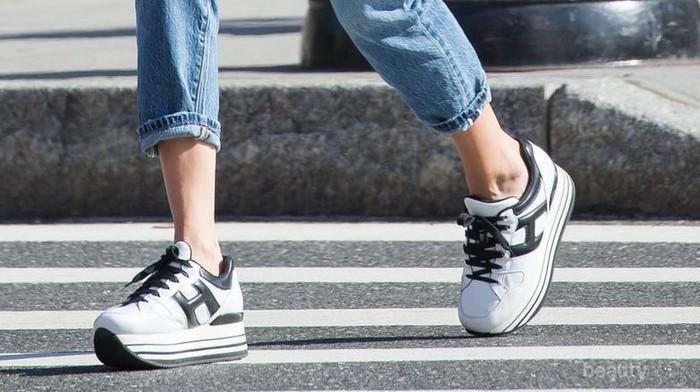 Mix and Match dengan Platform Sneakers Ini Bakal Bikin Kamu Semakin Stylish