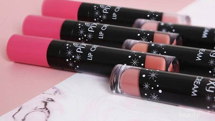 Pilih Sesukamu! Ini Rekomendasi Warna Lip Cream Pixy untuk Kulit Sawo Matang!
