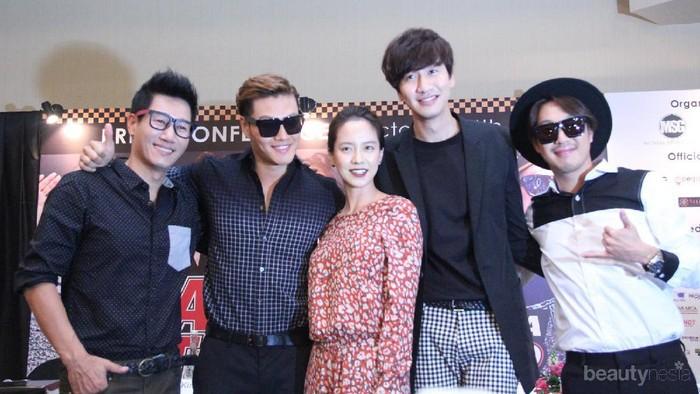 Wah 5 Film Korea Ini Pernah Syuting di Indonesia, Bahkan Revalina S. Temat Juga Ikutan!