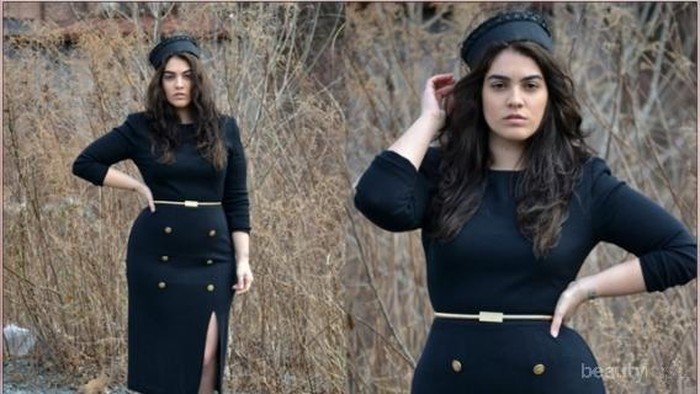Fashion Hacks, Style Tips untuk Wanita Bertubuh Gemuk Supaya Bikin Ilusi Lebih Langsing