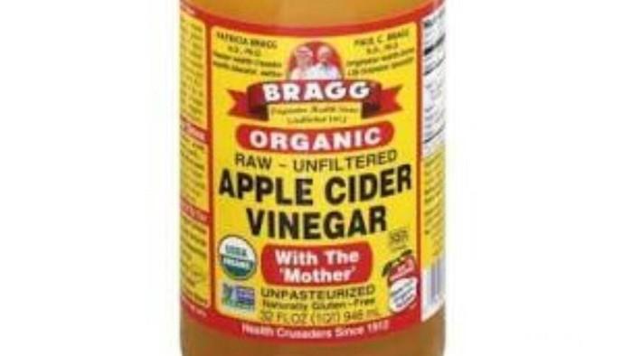 [FORUM]  Pernah minum cuka apel?