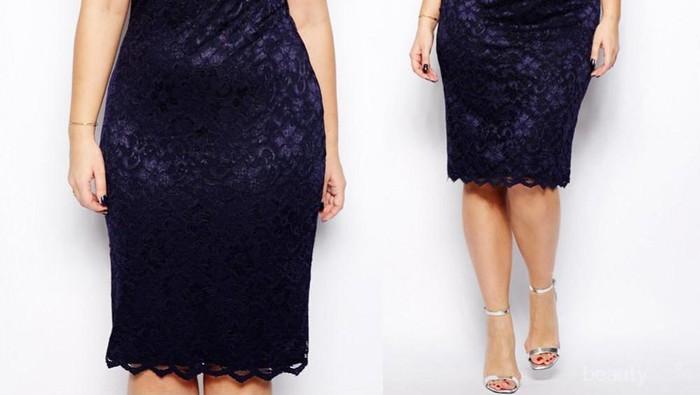 Bikin Semua Terpukau, Ini 5 Gaun Brokat untuk Tubuh Gemuk yang Bisa Kamu Tiru!