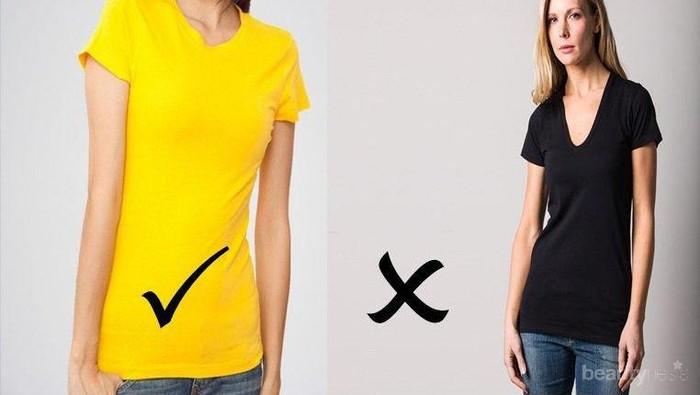 [FORUM] Harus pakai baju apa sih supaya badan gak kelihatan kurus?