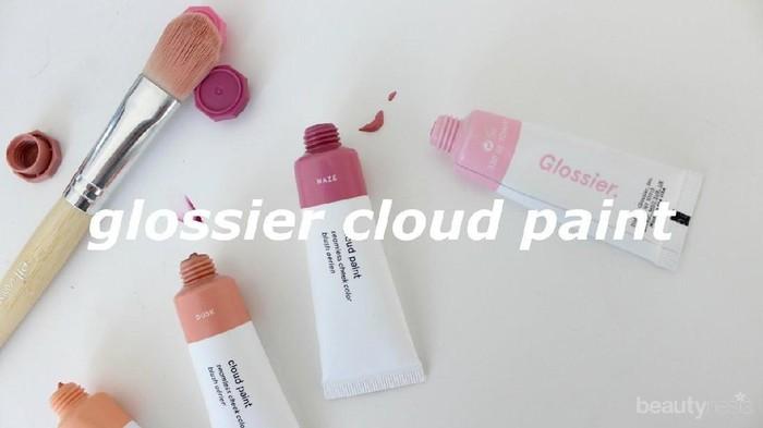 Inilah 4 'Super' Fun Facts Tentang Glossier Cloud Paint!