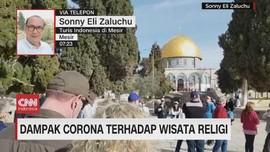 VIDEO: Dampak Corona Terhadap Wisata Religi Mesir