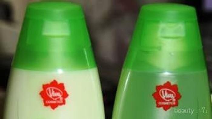 [FORUM] Viva milk cleanser waktu dipake emang ada sensasi cekit cekit?