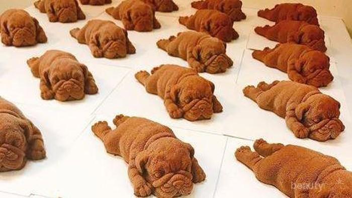 [FORUM] VIRAL Es Krim Bentuk Anjing, Tega Makannya?