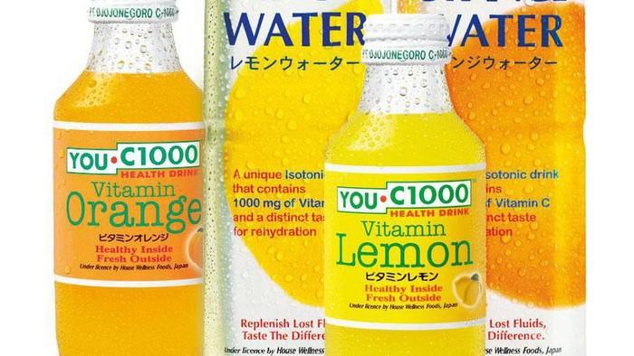 [FORUM] Aku minum You c 1000 Lemon Water malam hari, Kok radang?